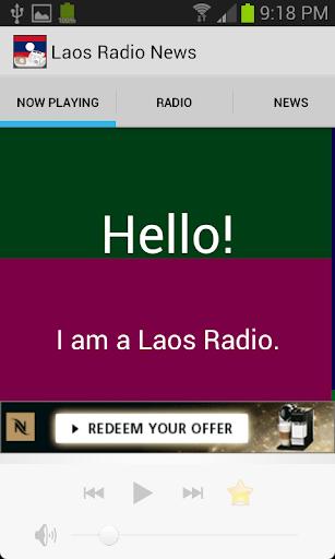 Laos Radio News