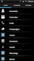 Screenshot of DroidSugar LITE