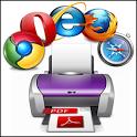 Web to PDF Converter icon