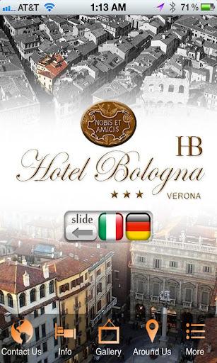 Hotel Bologna Verona Italy