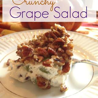 Crunchy Grape Salad.