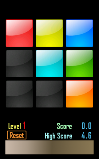 Brain Exerciser Comp. 9 colors