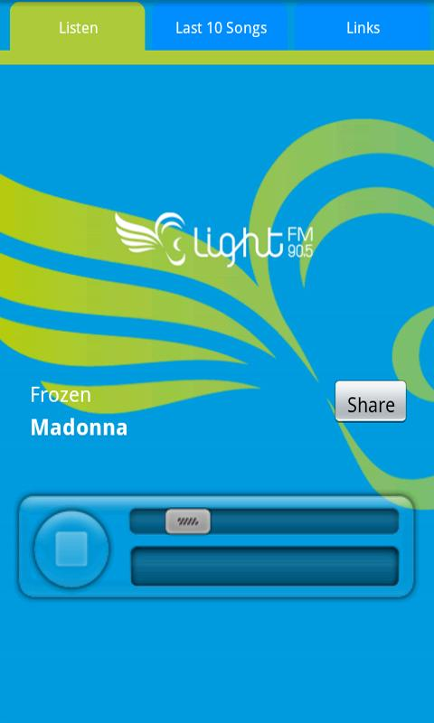 Light FM - screenshot