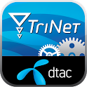dtac TriNet Internet Setting icon