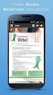 Job-Suche von meinestadt.de - screenshot thumbnail