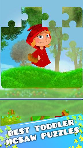 【免費解謎App】小紅帽 拼圖-APP點子