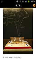 Screenshot of Restaurants par L'Internaute