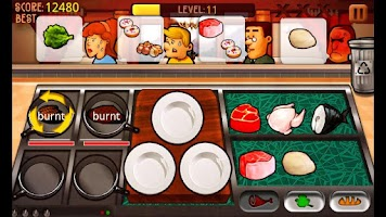 Screenshot of Cooking Master