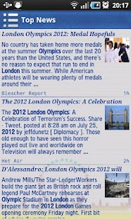 London Sports 2012 - screenshot thumbnail