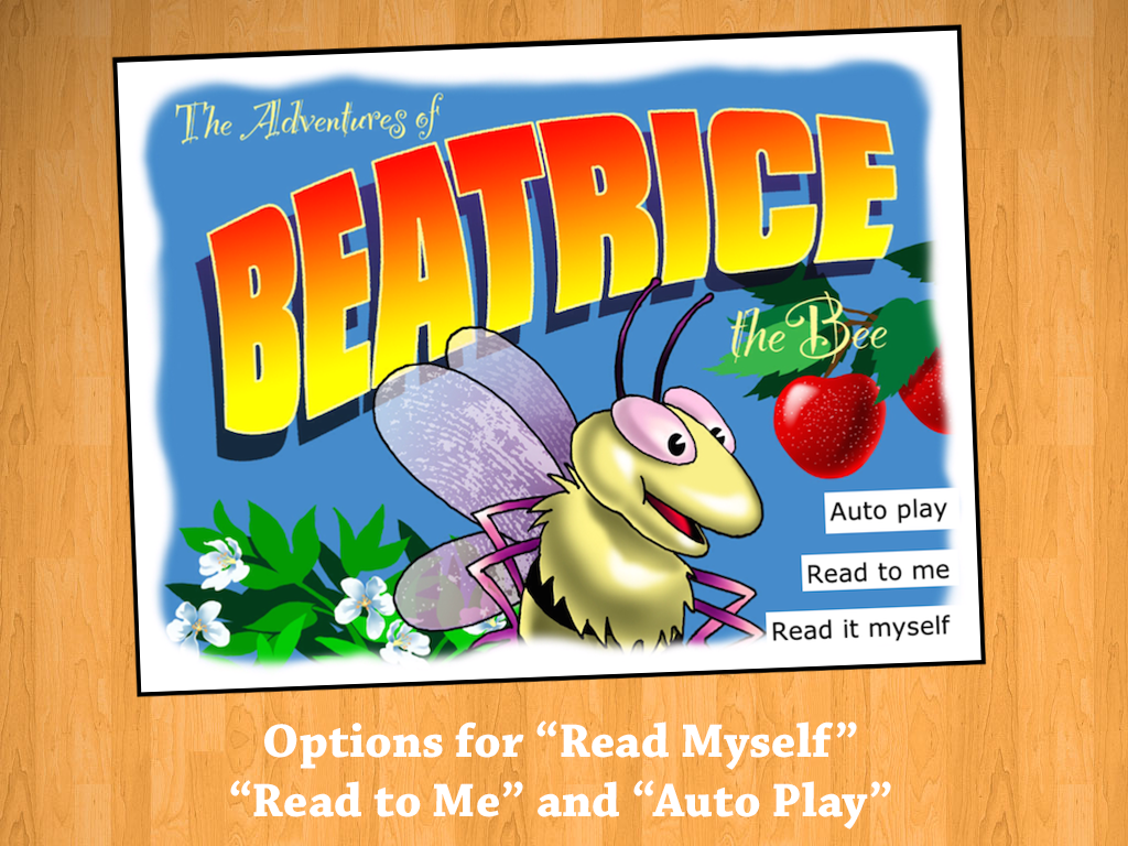 Adventures of Beatrice the Bee- screenshot