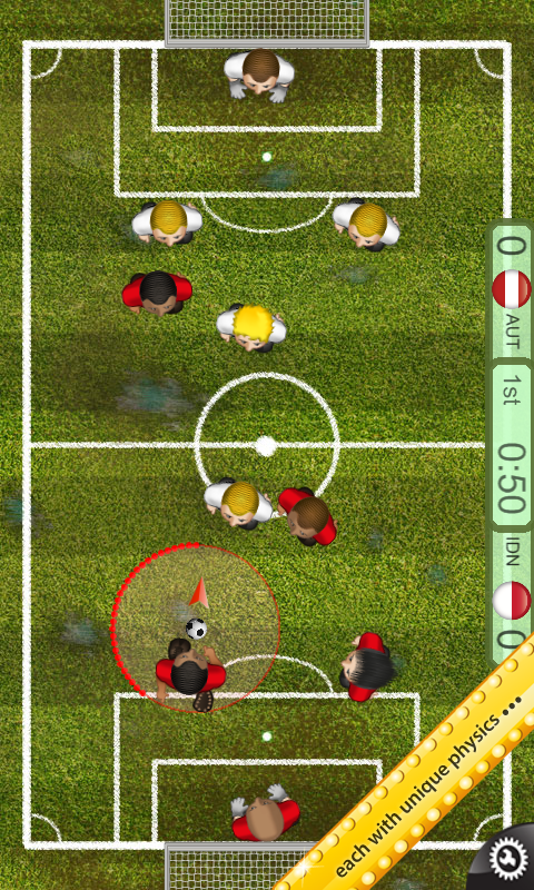 Fun Football Tournament soccer- screenshot