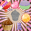 Candy Puzzles for Toddlers icon