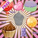 Candy Puzzle per bambini icon