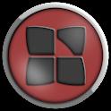Next Launcher Bio Red Theme icon