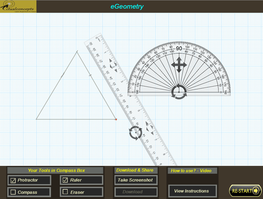 Geometry Soft- screenshot