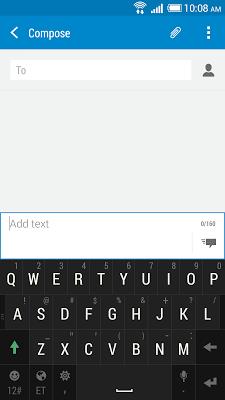 HTC Sense Input-ET - screenshot
