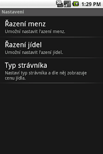 Menzy- screenshot thumbnail