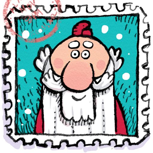 Für den Weihnachtsmann_SD LOGO-APP點子