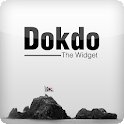 Dokdo widget Designed by Korea icon