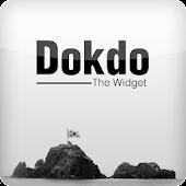 Dokdo widget Designed by Korea
