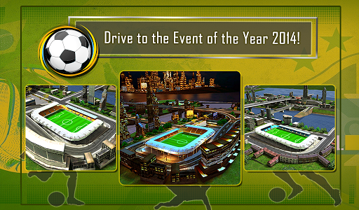 Soccer Fan Bus Driver 3D v1.0