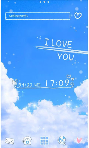 LOVE IN SKY for[+]HOME