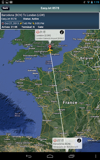 Leeds Airport + Flight Tracker