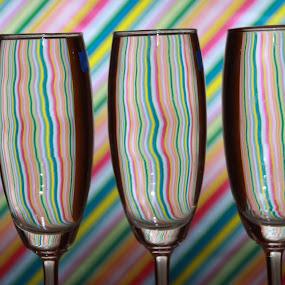 Wine Glasses by Kaushik Bera - Artistic Objects Other Objects ( glass, artistic objects,  )