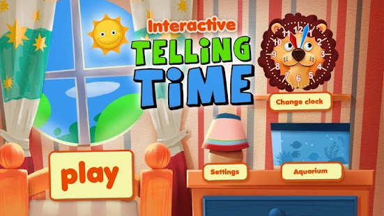 Interactive Telling Time HD - screenshot thumbnail