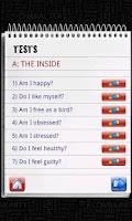 Screenshot of Personality Psychology Lite