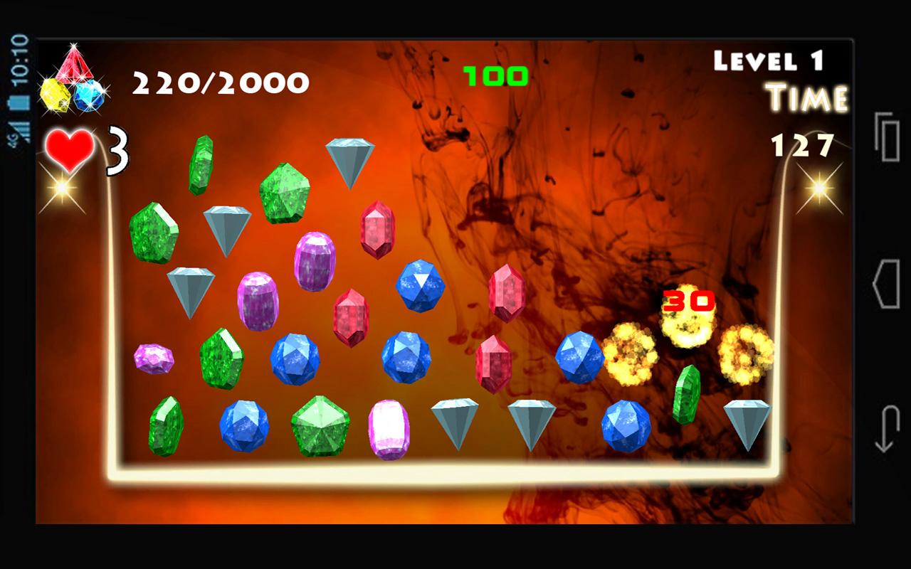 Jewels Blast - Diamond Pro - screenshot