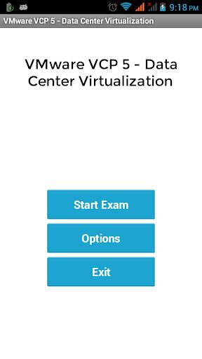 VMware VCP 5 - DCV