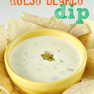 Queso Blanco Dip (White Cheese Dip).