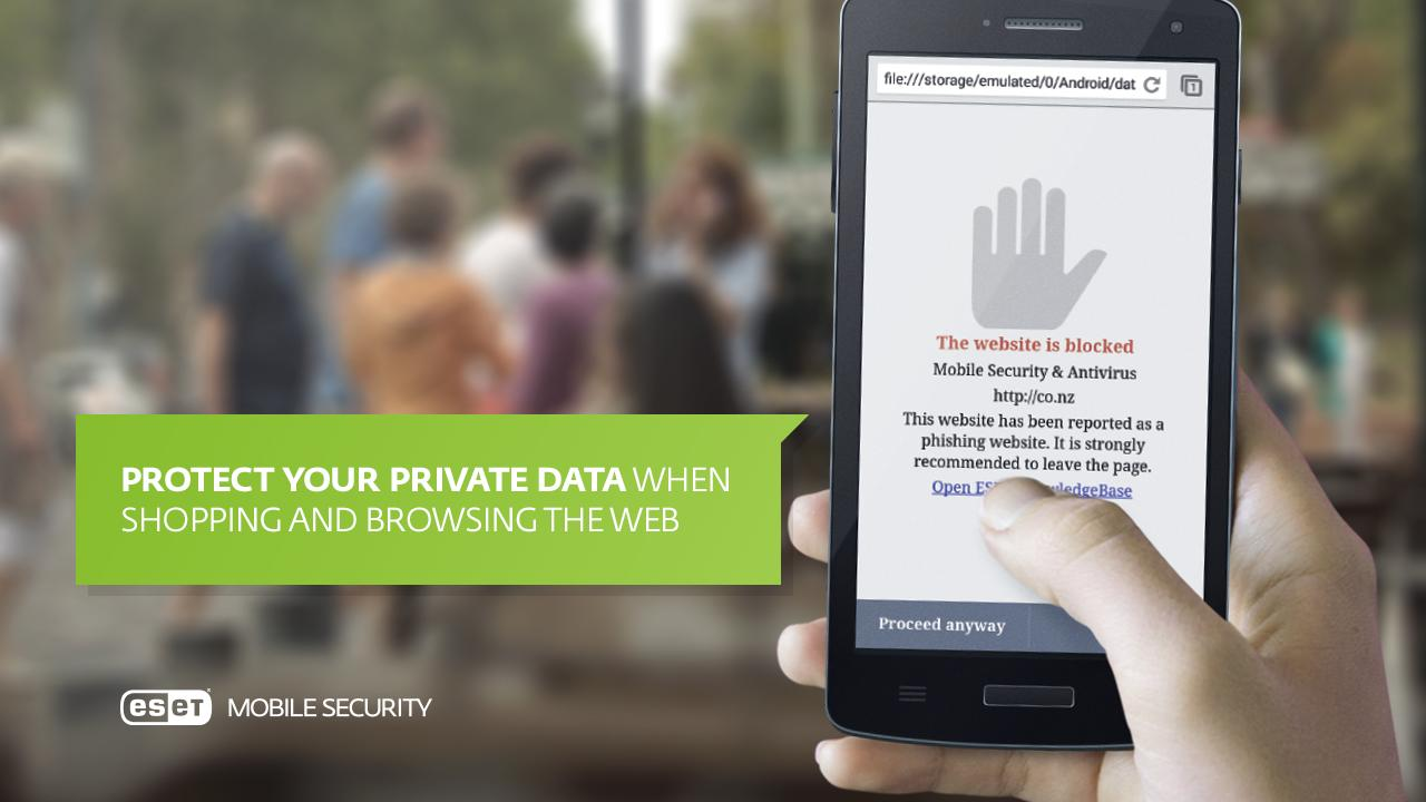 Mobile Security & Antivirus - screenshot