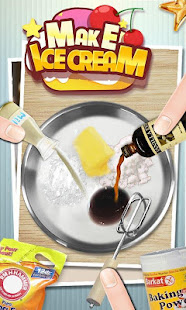 Game Ice Cream Maker - cooking game APK for Windows Phone