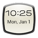 Digital Clock Widget (ICS) logo