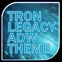 ADW Tron Legacy Blue Theme logo