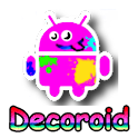 DecoroidFree logo