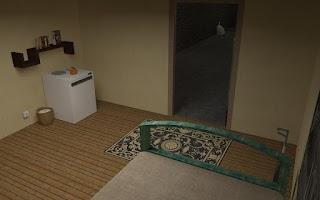 Screenshot of Escape the Bedroom