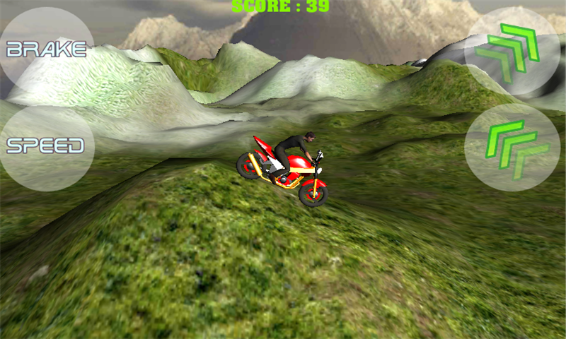 Motocross Extreme 3D - screenshot