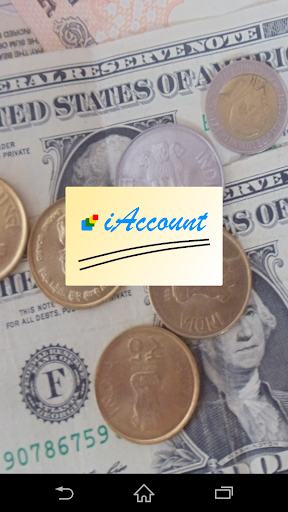 iAccount - Personal Finance
