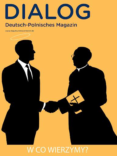 DIALOG Magazyn Magazin DIALOG