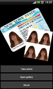 ID Photo Free - screenshot thumbnail