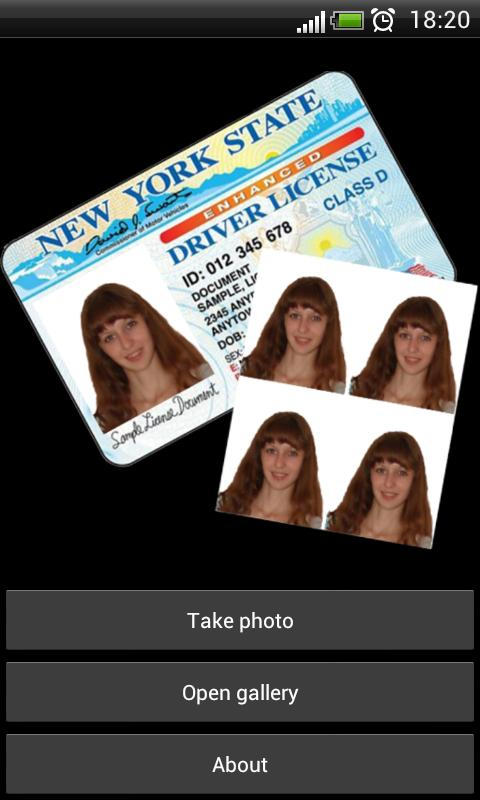 ID Photo Free - screenshot