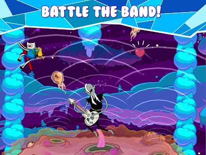 Rock Bandits - Adventure Time - screenshot thumbnail