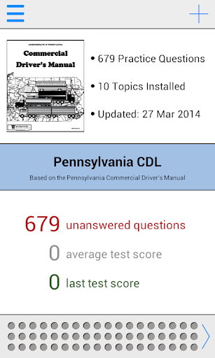 Pennsylvania CDL Test Prep  screenshots 1