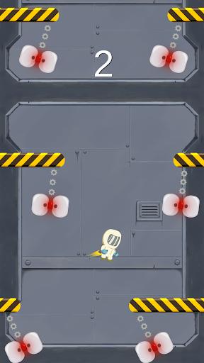 Jetpack Scramble Multiplayer