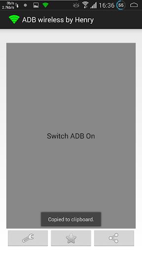 ADB Wireless (root) 1.2 screenshots 5