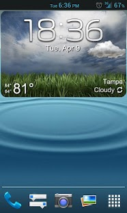 GS3 ish Weather (a UCCW Skin)- screenshot thumbnail