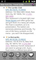 Screenshot of New York City - FREE Guide